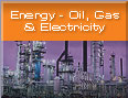 Energy - Oil, Gas & Electricity Button